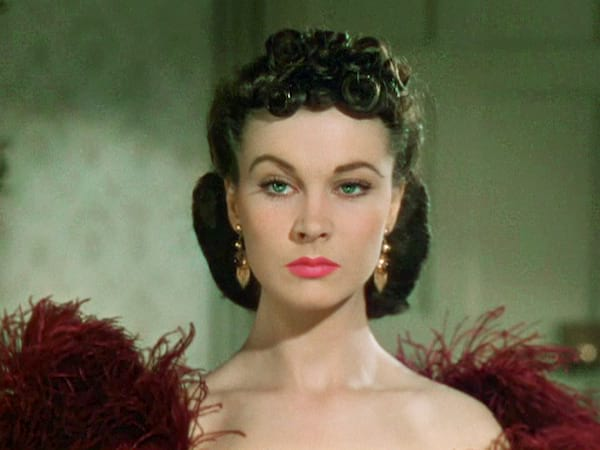 celebs, movies/tv, culture, scarlet o'hara, gone with the wind, bitch, face