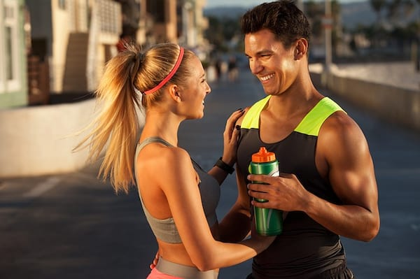 gym, couple, happy, healthy, fitness, relationships