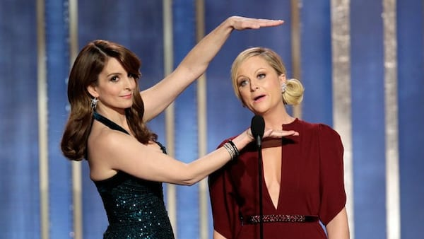 celebs, relationships, funny, humor, tina, tina fey, amy, amy poehler, comedy, best friends, friendship