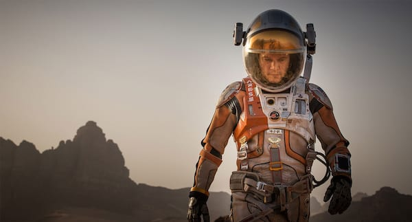 the martian, movies/tv