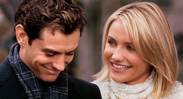 the holiday, jude law, cameron diaz, love, movies/tv, relationships, celebs