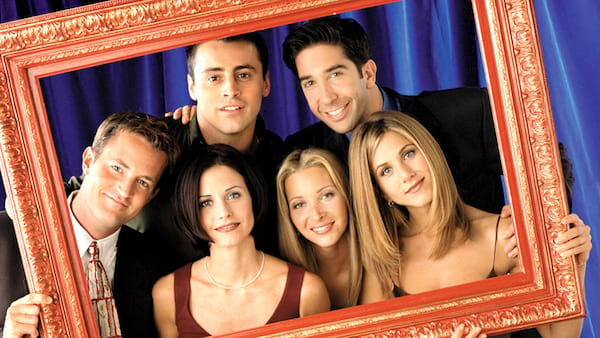 Friends, movies/tv