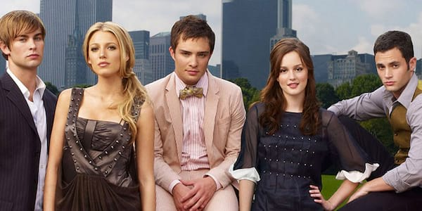 gossip girl, movies/tv