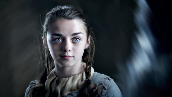 arya stark, game of thrones, movies/tv