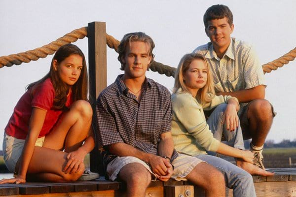 dawson's creek, movies/tv