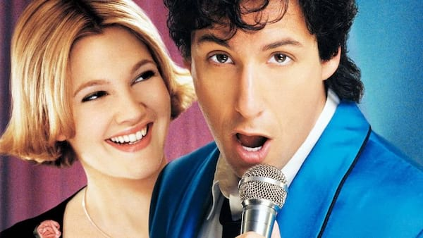 the wedding singer, movies/tv