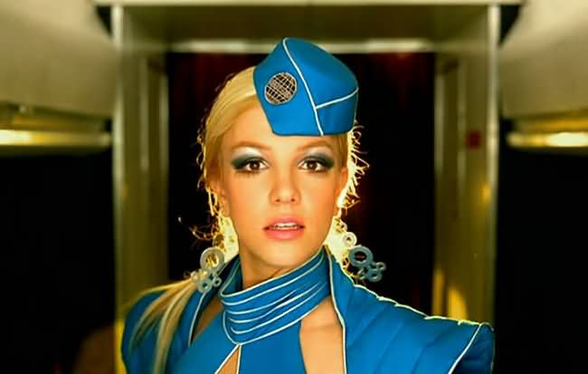 britney spears, Toxic, Music, music video