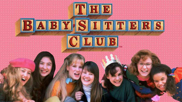 the babysitters club, books