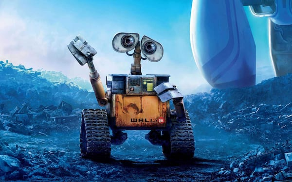 Wall-E, movies/tv