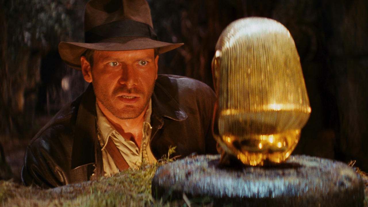 Indiana Jones, Raiders of the Lost Ark, movies/tv