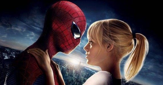 marvel, spider man and mary jane