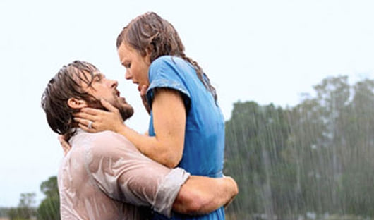 kiss, the notebook