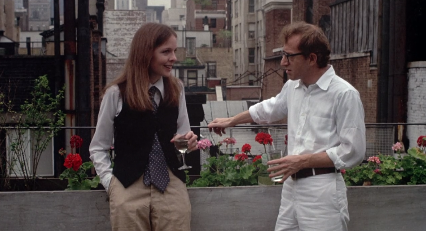 Annie Hall, Diane Keaton, woody allen, movies