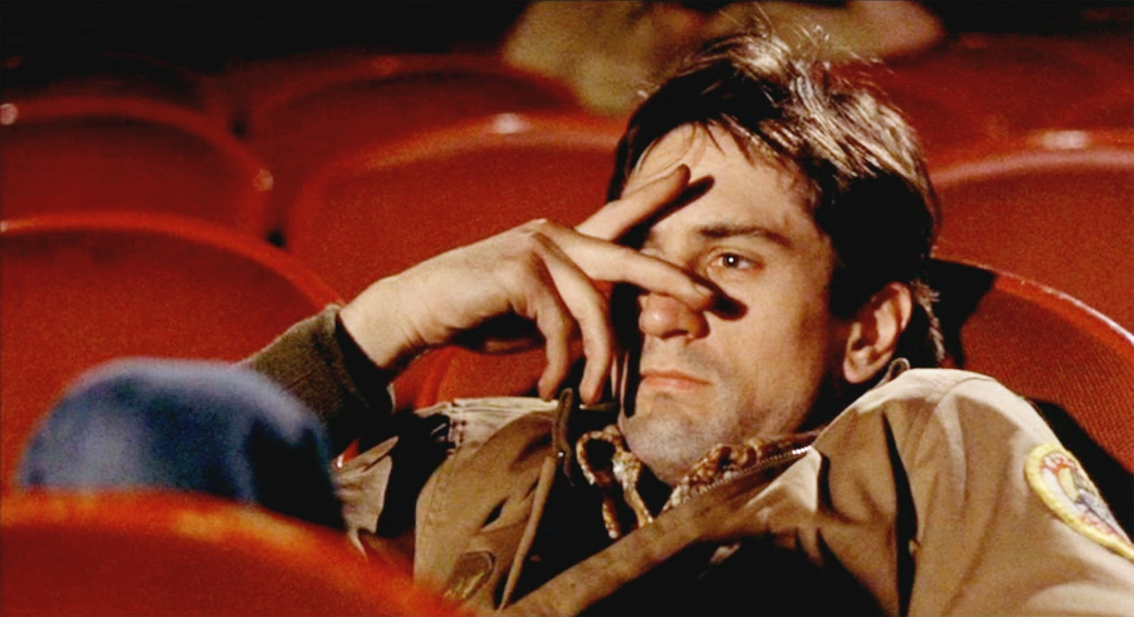 theater alone, movies/tv, Taxi Driver