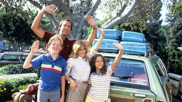 National Lampoon's Vacation, movies/tv