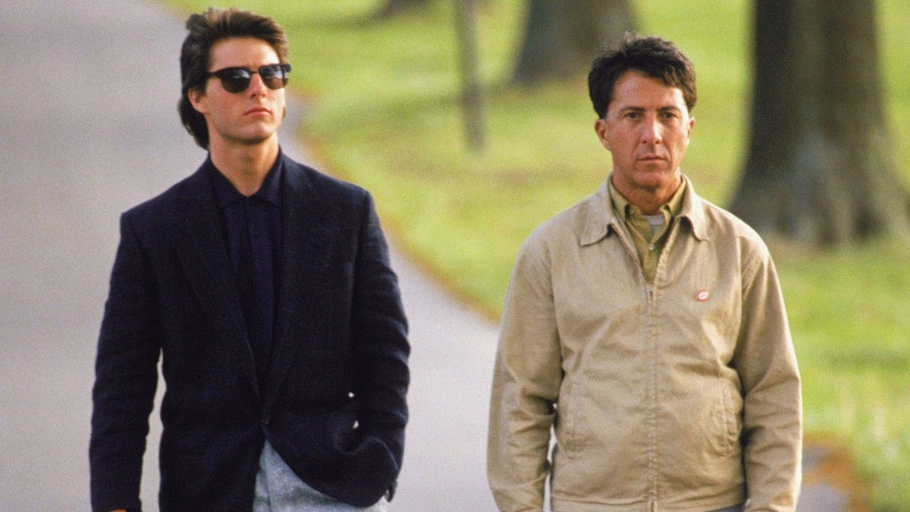 Rain Man, tom cruise, Dustin Hoffman, movies/tv