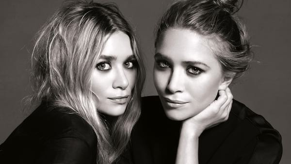 mary kate and ashley, olsen twins