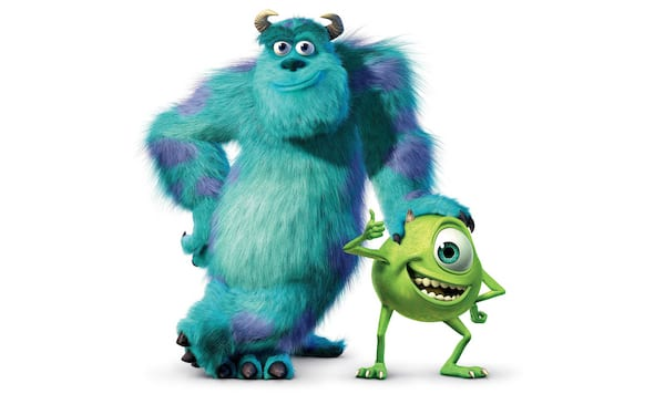 Everyone Is A Hybrid Of Two Monsters, Inc  Characters  Which