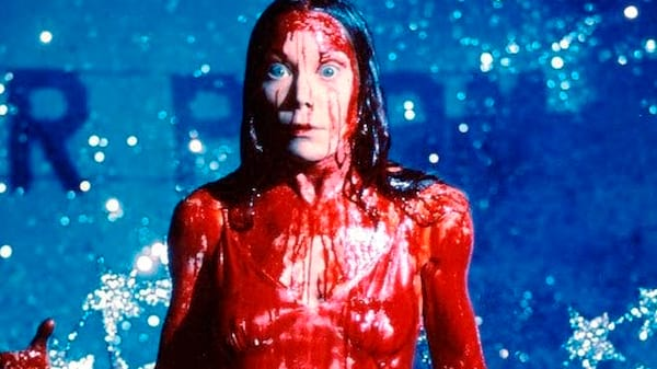 carrie, blood