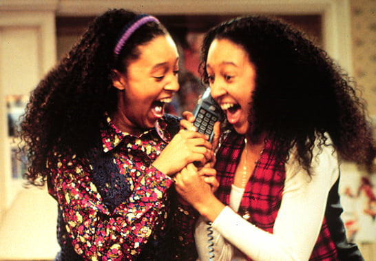 sister, 90s Tv shows