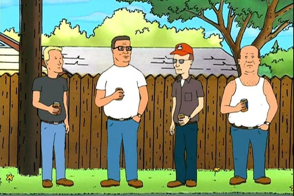 king of the hill, frasier, seinfeld, home improvement, hercules, Friends, 90s, movies/tv