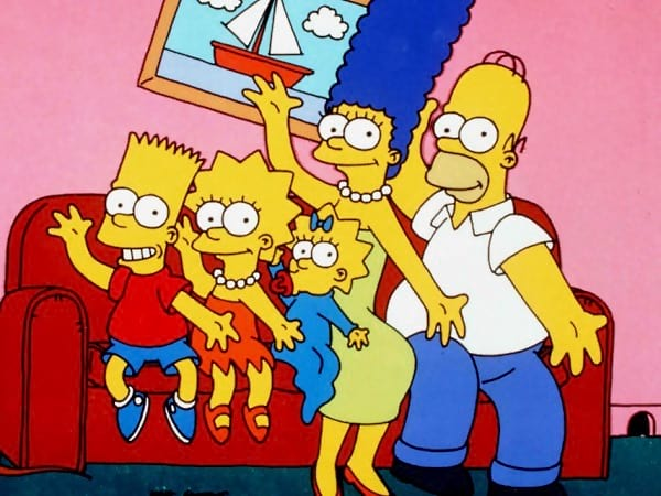 the simpsons, 90s, movies/tv
