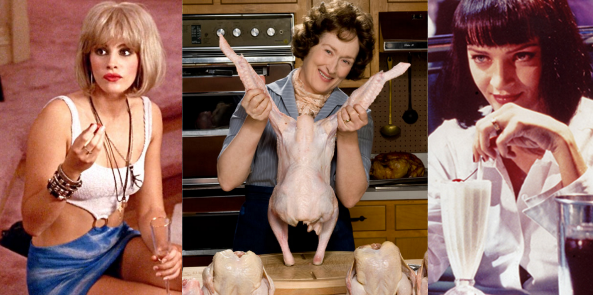 Quiz: Can You Match The Food To The Movie