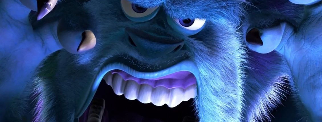 monsters inc, pixar, scary, monster, movies/tv