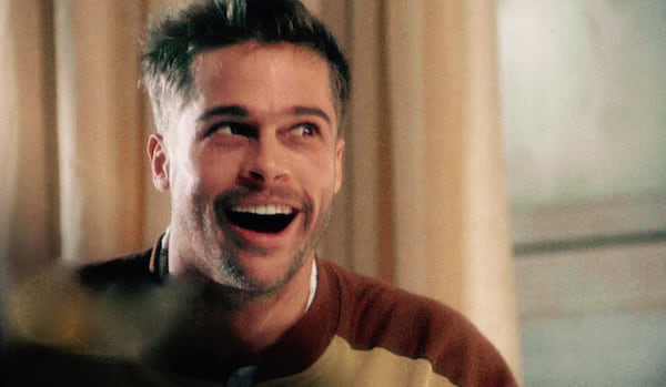 12 Monkeys, brad pitt, crazy, movies/tv, celebs