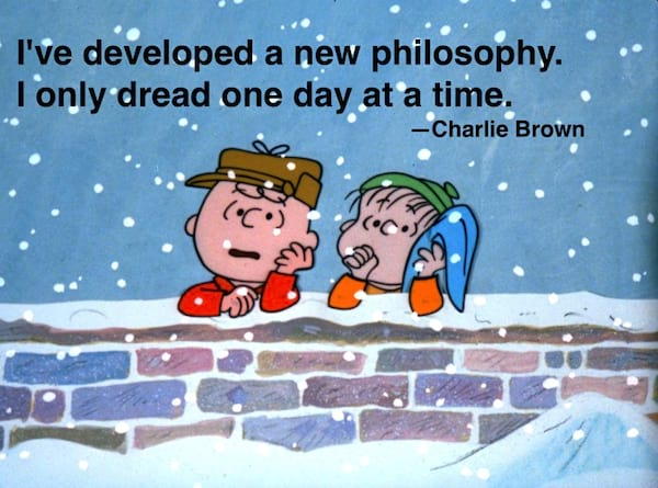 peanuts, charlie brown, quotes