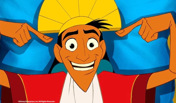 Emperor's New Groove, Disney, movies/tv