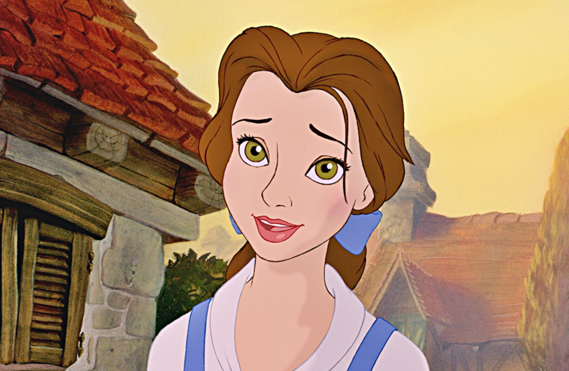 belle, beauty and the beast, movies/tv