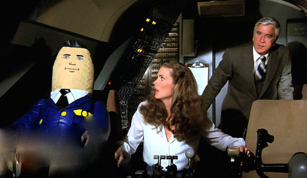 airplane, Lesley nelson, movies/tv