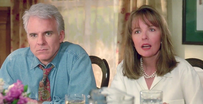 Father of the Bride, Diane Keaton, Steve Martin, martin short, movies/tv, celebs