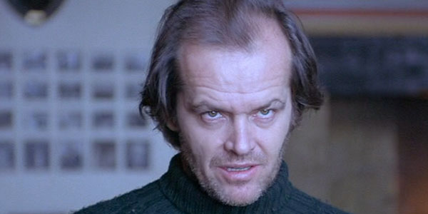 the shining, Jack Nicholson, celebs, movies/tv