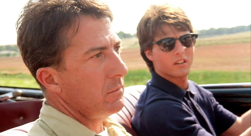 Rain Man, Dustin Hoffman, tom cruise, movies/tv, celebs