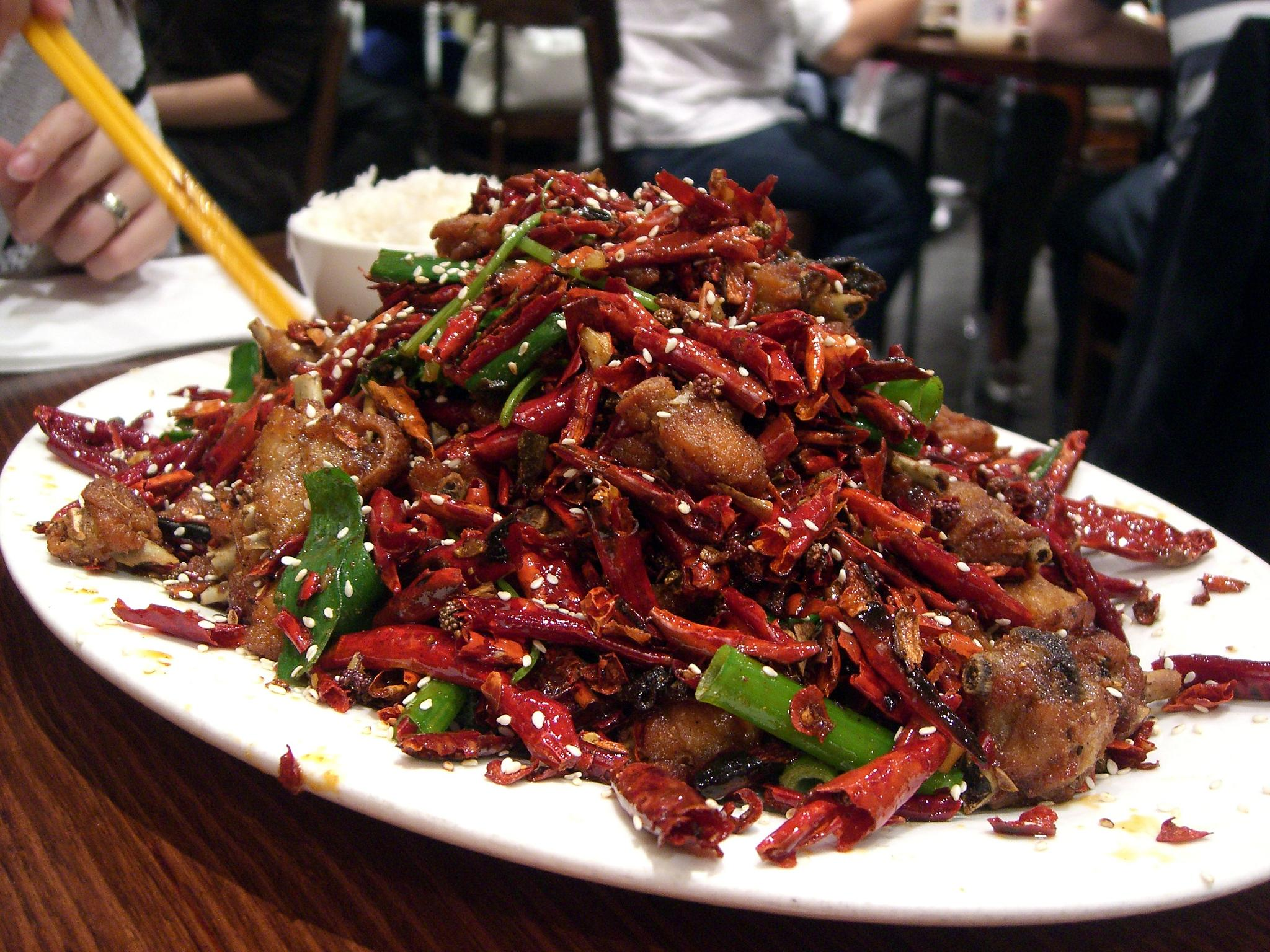 spicy, health, food & drinks