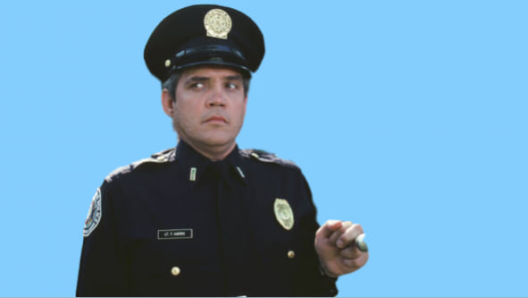 Police Academy, movies/tv