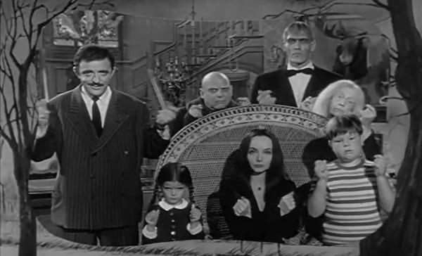 The Addams Family, movies/tv, pop culture