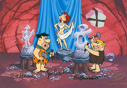Scooby Doo, Flintstones, Jetsons, Hanna Barbera, weird, movies/tv