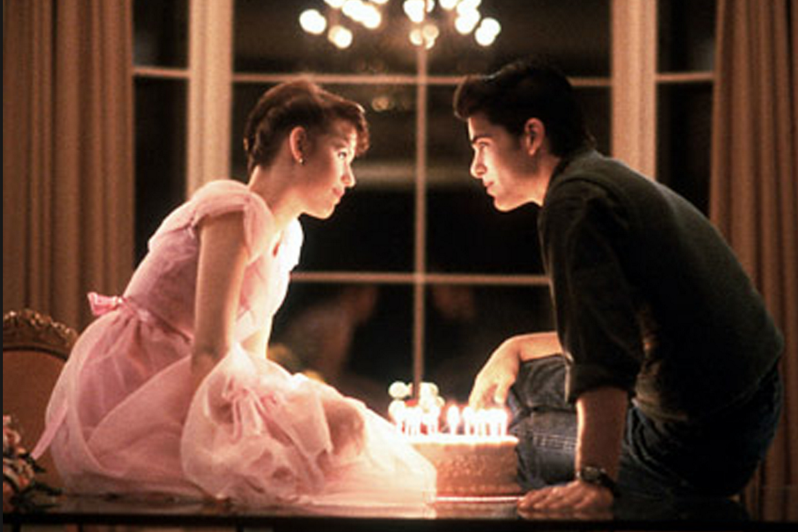 sixteen candles, molly ringwald, movies/tv