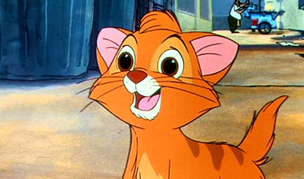 Oliver and Company, movies/tv