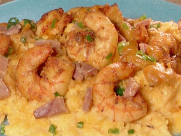 grits, comfort food, South, southern food