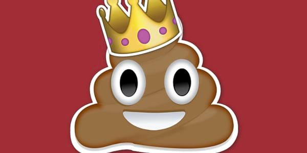 poop emoji, poop queen, emojis, pop culture