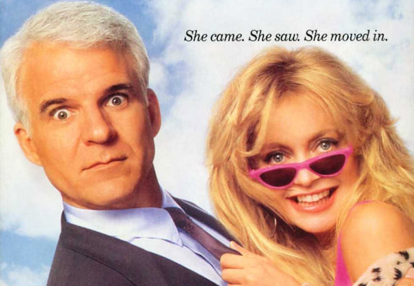 Housesitter, Goldie Hawn, movies/tv, relationships
