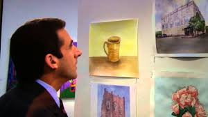 the office, art, Micheal, movies/tv