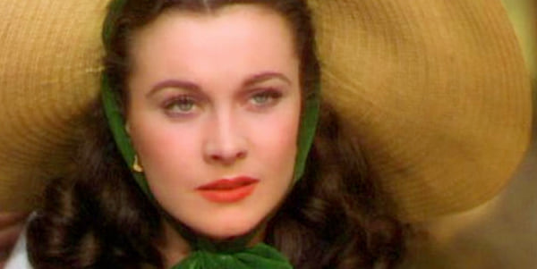 gone with the wind, Scarlette O'Hara, movies/tv
