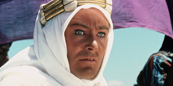 Lawrence of Arabia, movies/tv
