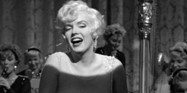 Some Like It Hot, marilyn monroe, movies/tv, celebs