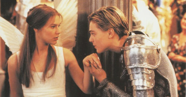 romeo + juliet, shakespeare, 90s, Clair Danes, movies/tv, pop culture